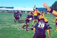 Rugby tour, te teko